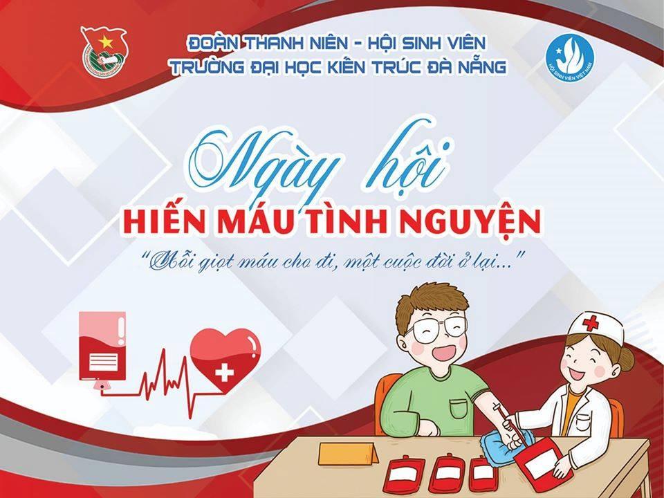 Ngày hội hiến máu tại DAU